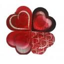 Pasante Hearts kondomy 4ks