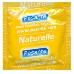 Pasante Naturelle kondom 1ks