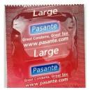 Pasante Large kondom