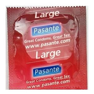Pasante Large kondom 1ks