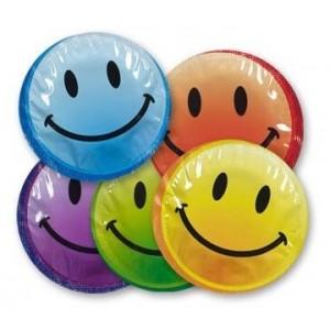 EXS Smiley Face 5kusů