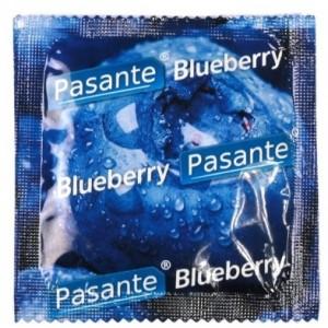 Pasante Blueberry kondom 1ks