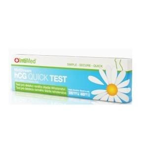INTIMED HCG Midstream těhotenský test
